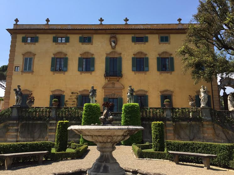 Villa La Pietra, Firenze, Italia