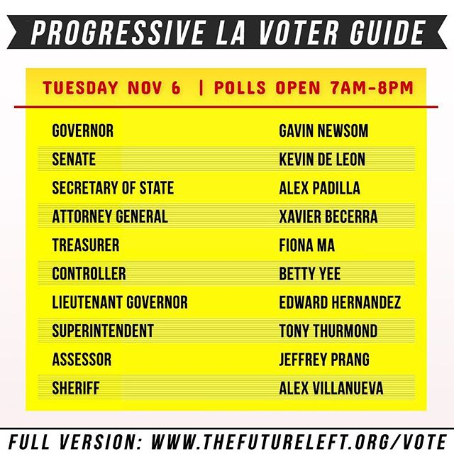 November 6th is the biggest election until 2020 and your vote matters! We have the chance to flip the house, improve education, stop rent from skyrocketing, make banks give back to the city instead of things like DAPL and SO MUCH MORE. The information on the ballot is overwhelming so we researched like crazy to make it easier for you to make informed decisions! So grateful for the amazing humans in @thefutureleft who worked so hard to put this together. Check out the full version link in bio
