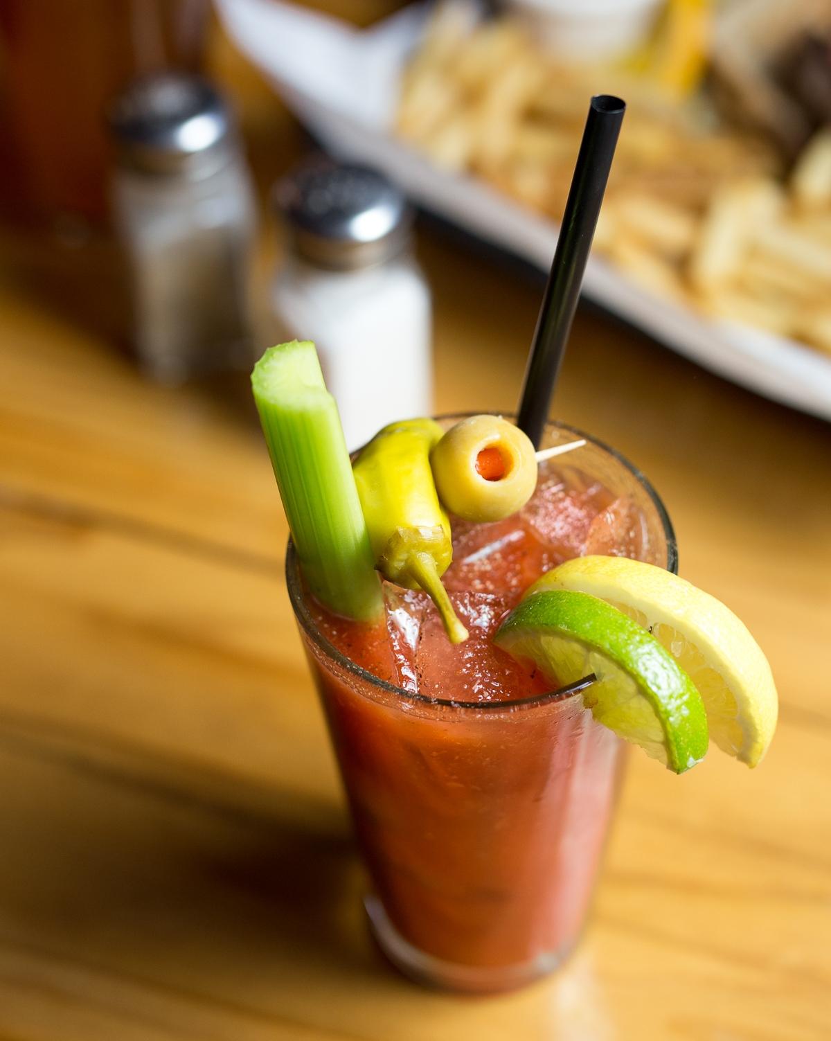 Bridgetender Bloody Mary