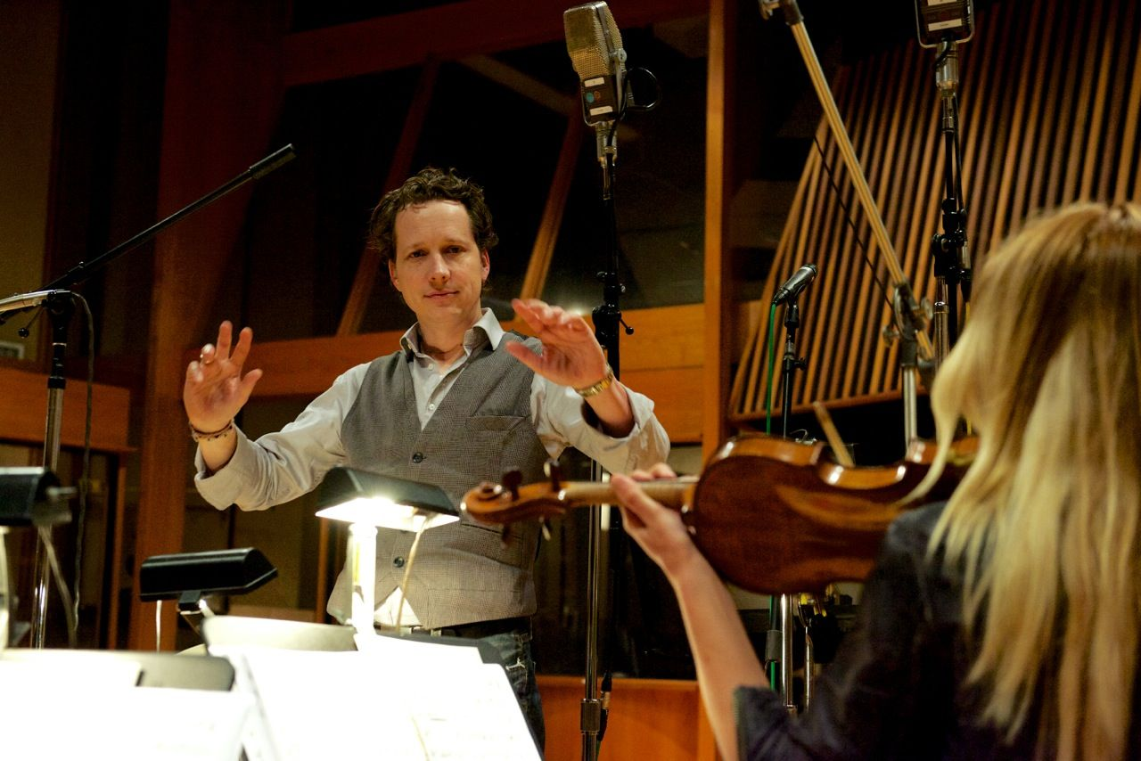 at United Recording (2013)