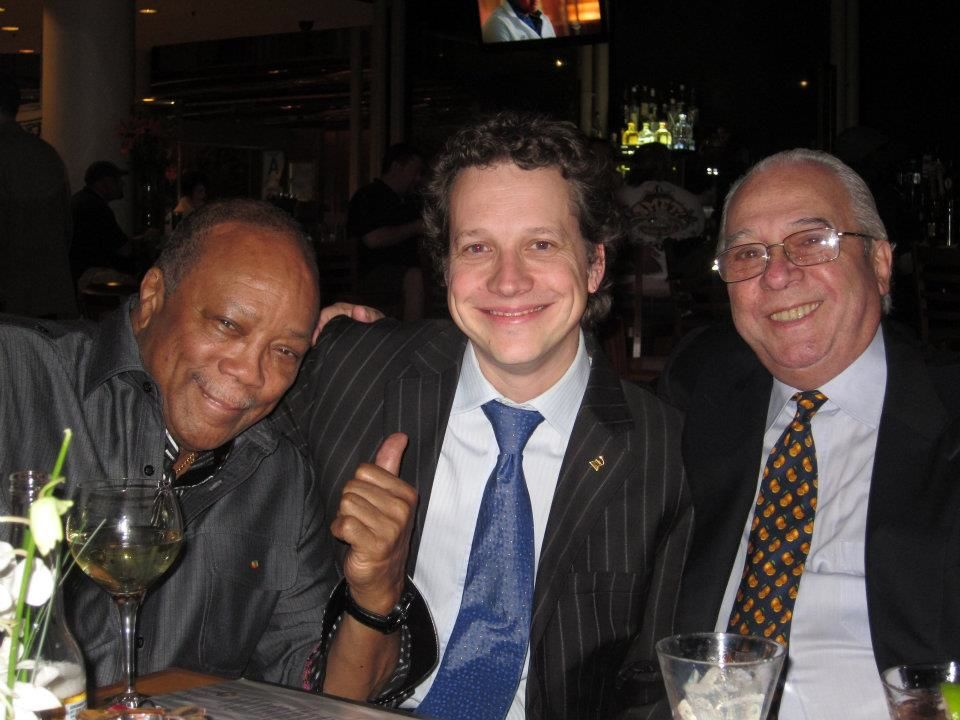 Quincy Jones, CW, Jorge Calandrelli (2011)