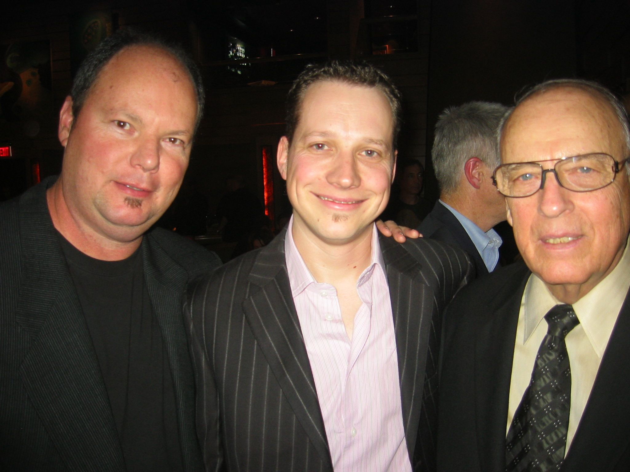 Christopher Cross. CW, Neal Hefti (2005)