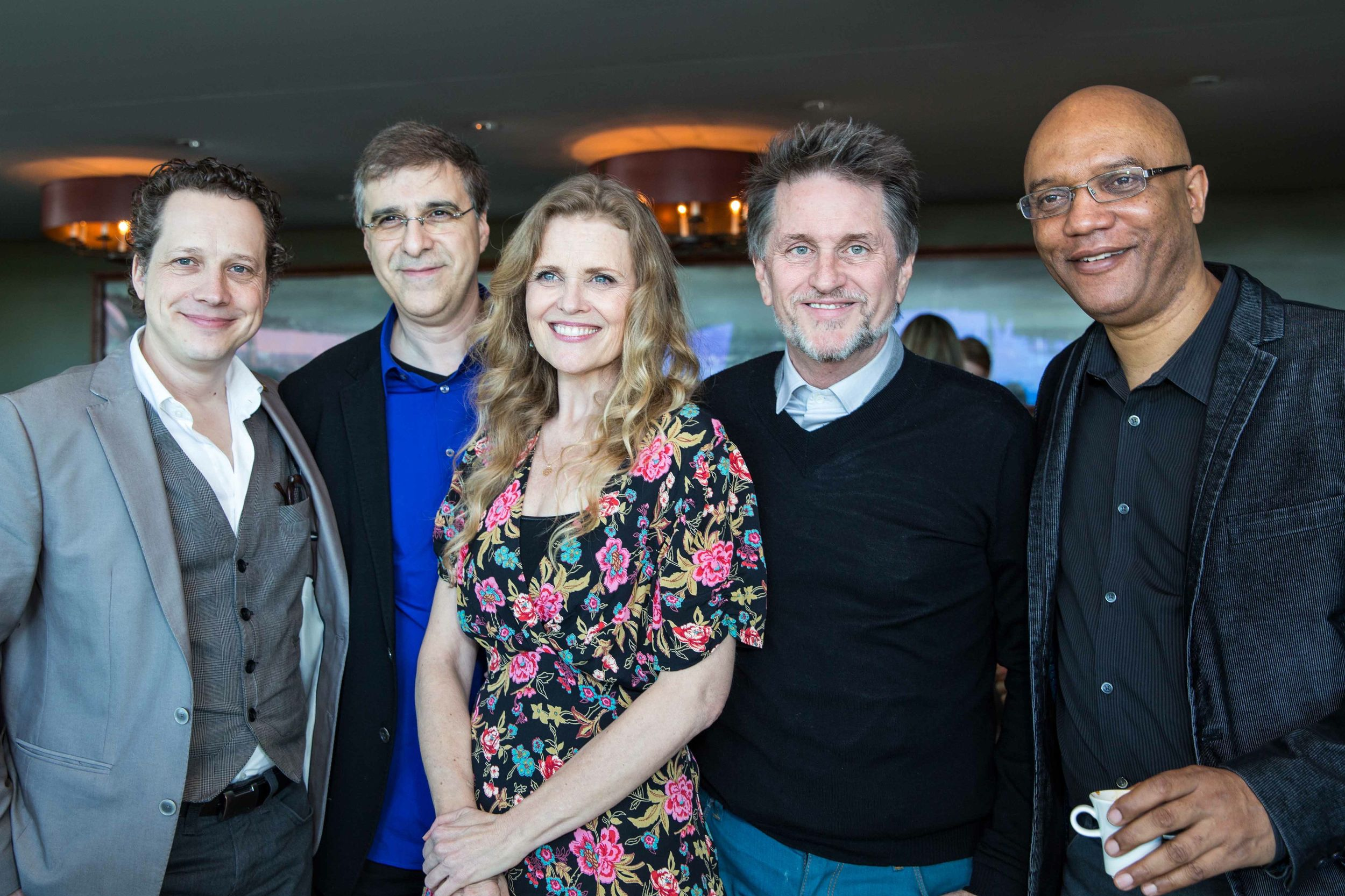 CW, Vince Mendoza, Tierney Sutton, Gordon Goodwin, Billy Childs (2015)