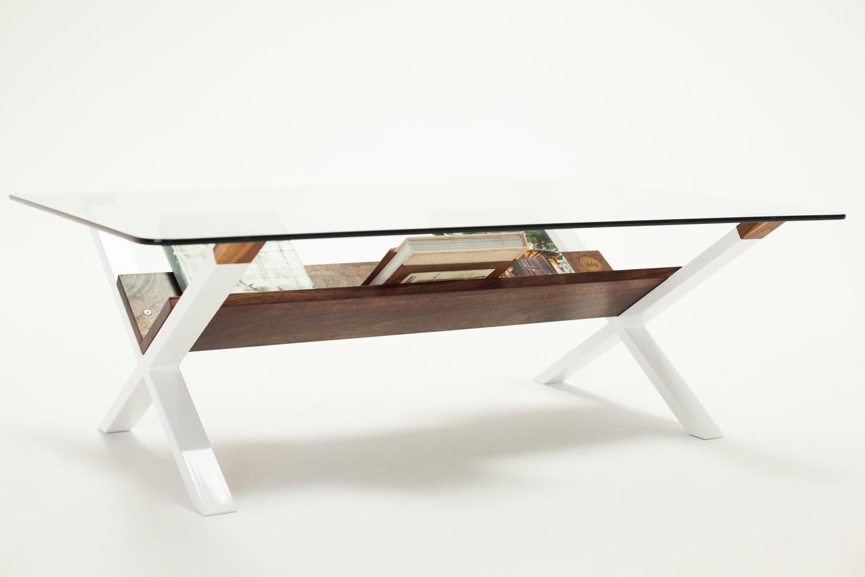 x table walnut