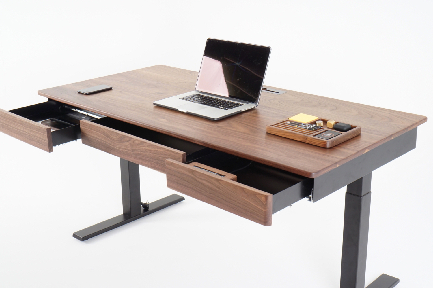 Image result for Sean Woolsey Efficiently Designed Smart Desk