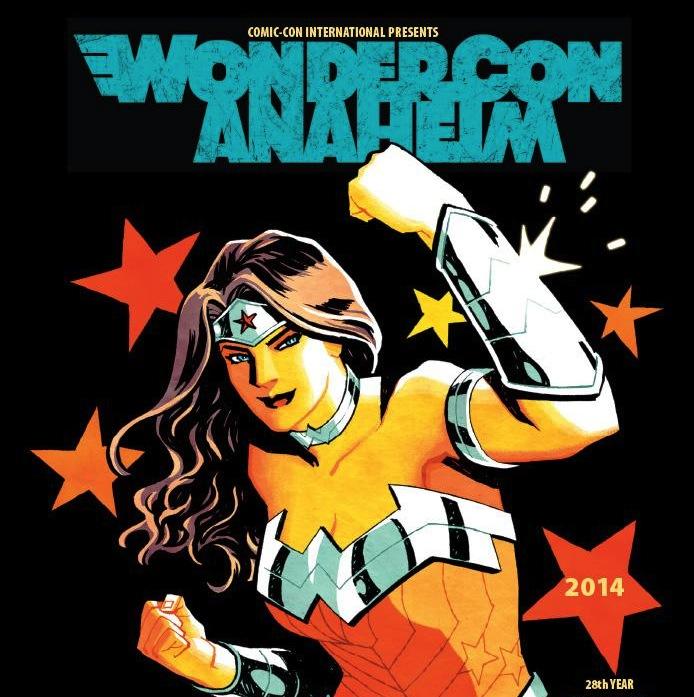 Cliff Chiang's WonderCon 2014 logo