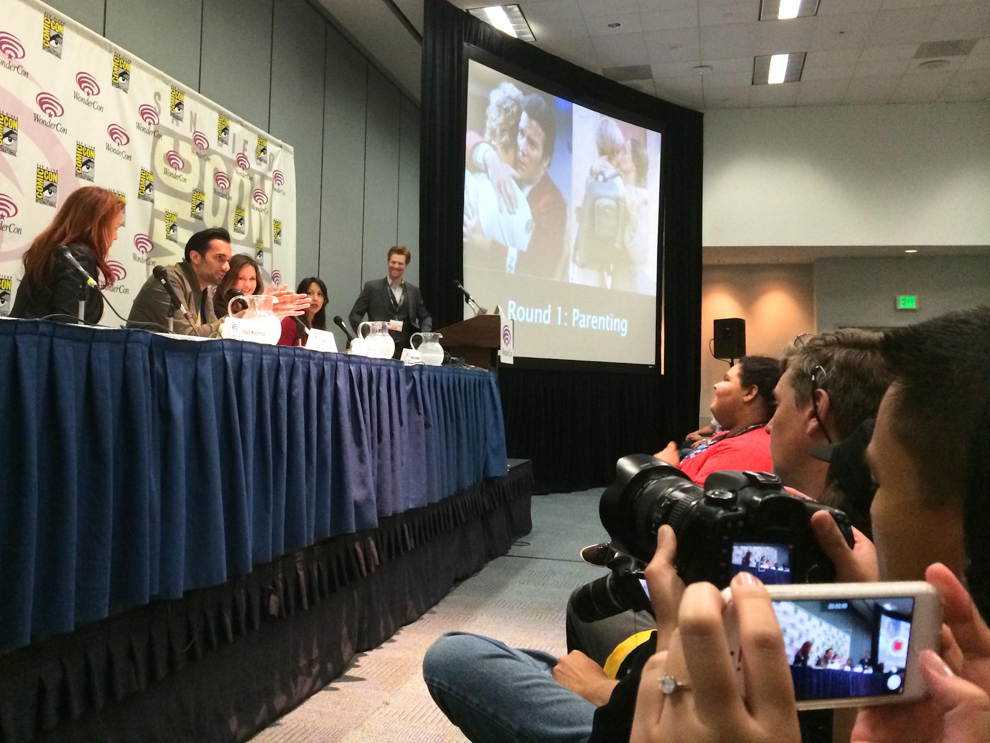 The Psychology of Star Trek VS. Star Wars: Episode III at WonderCon