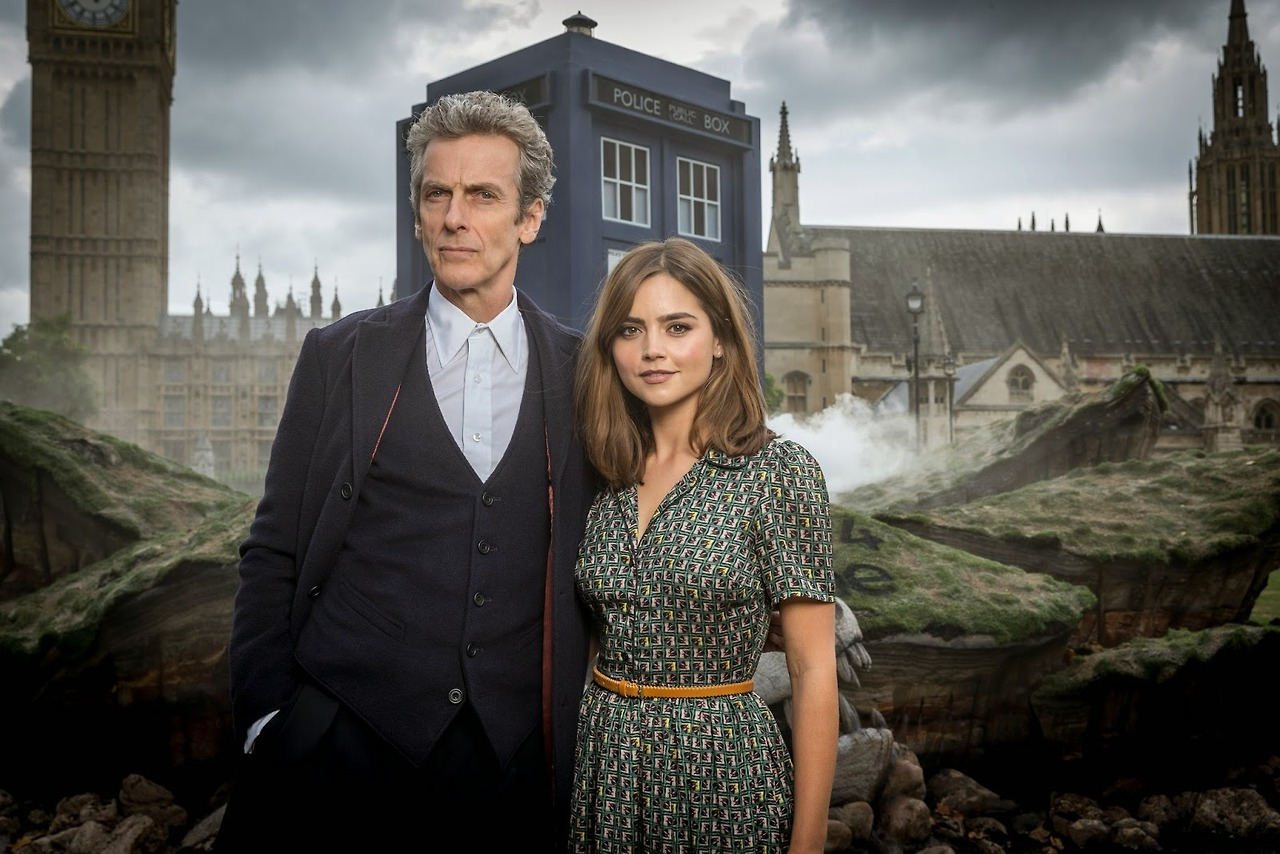 Doctor Who Series 8 Premiere