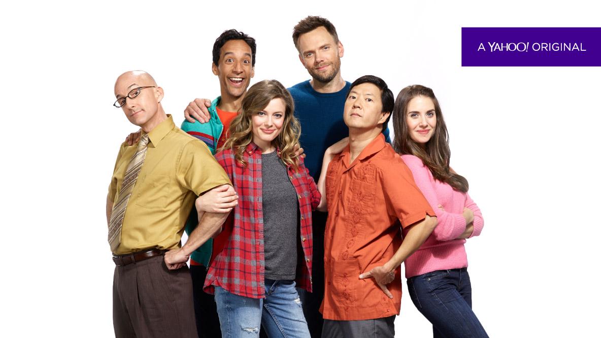 Community, season 6 on Yahoo!