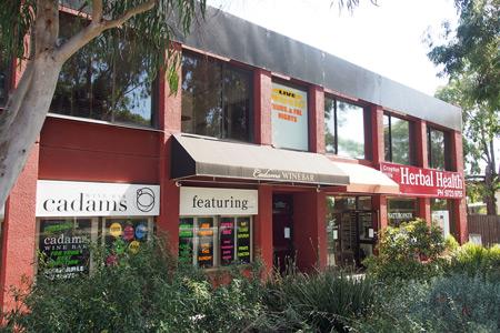 Cadams Wine Bar - Outside