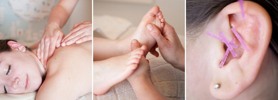 Fængende overskrift - Derfor skal man trykke på sine fødder.