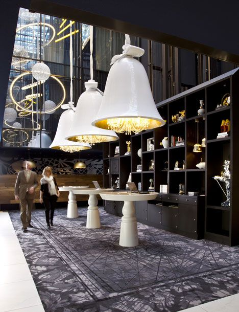 Andaz Hotel, Amsterdam, by Marcel Wanders