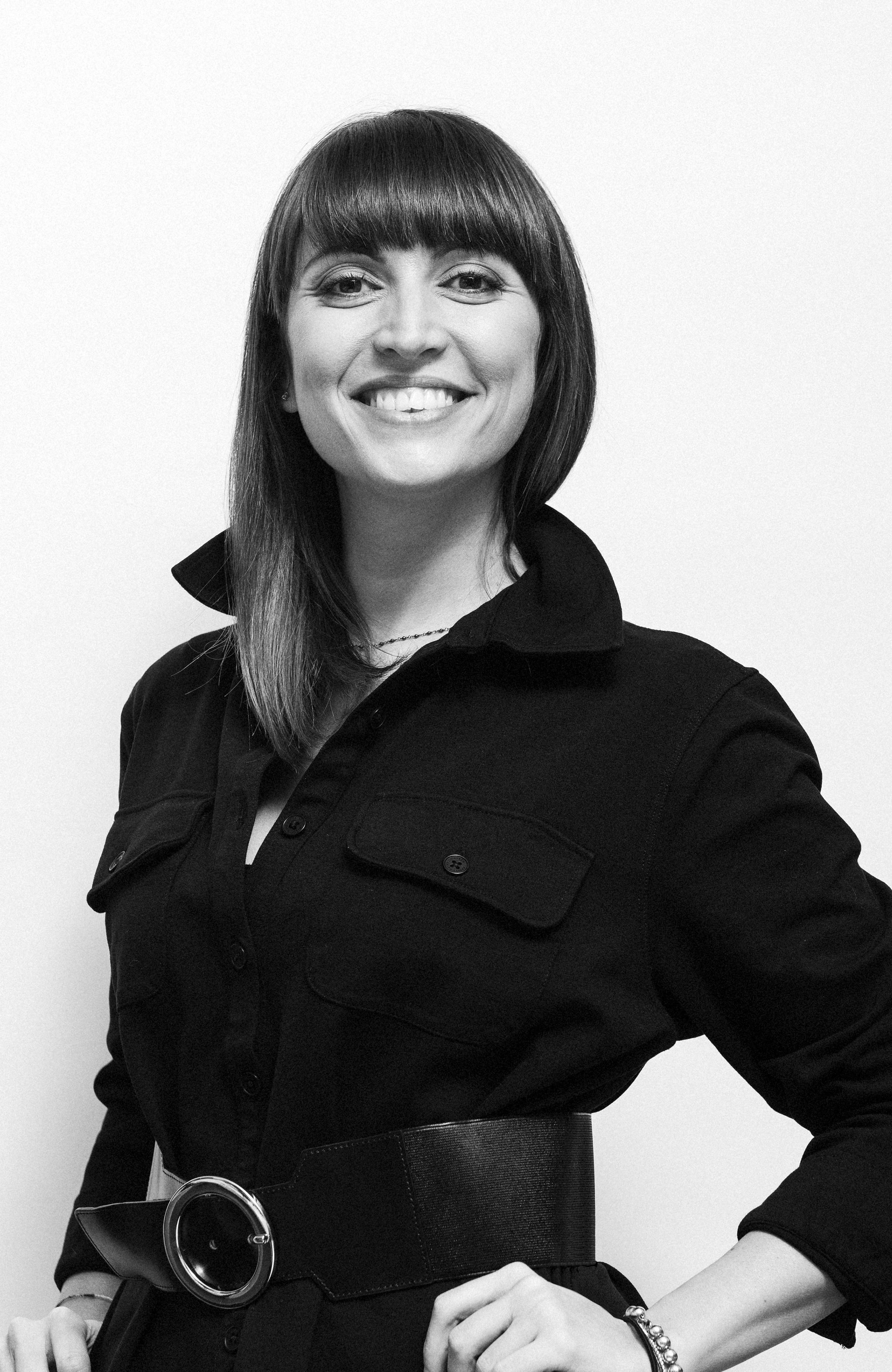 Claudia BENZI, ARCHITECT, EXECUTIVE TEAM