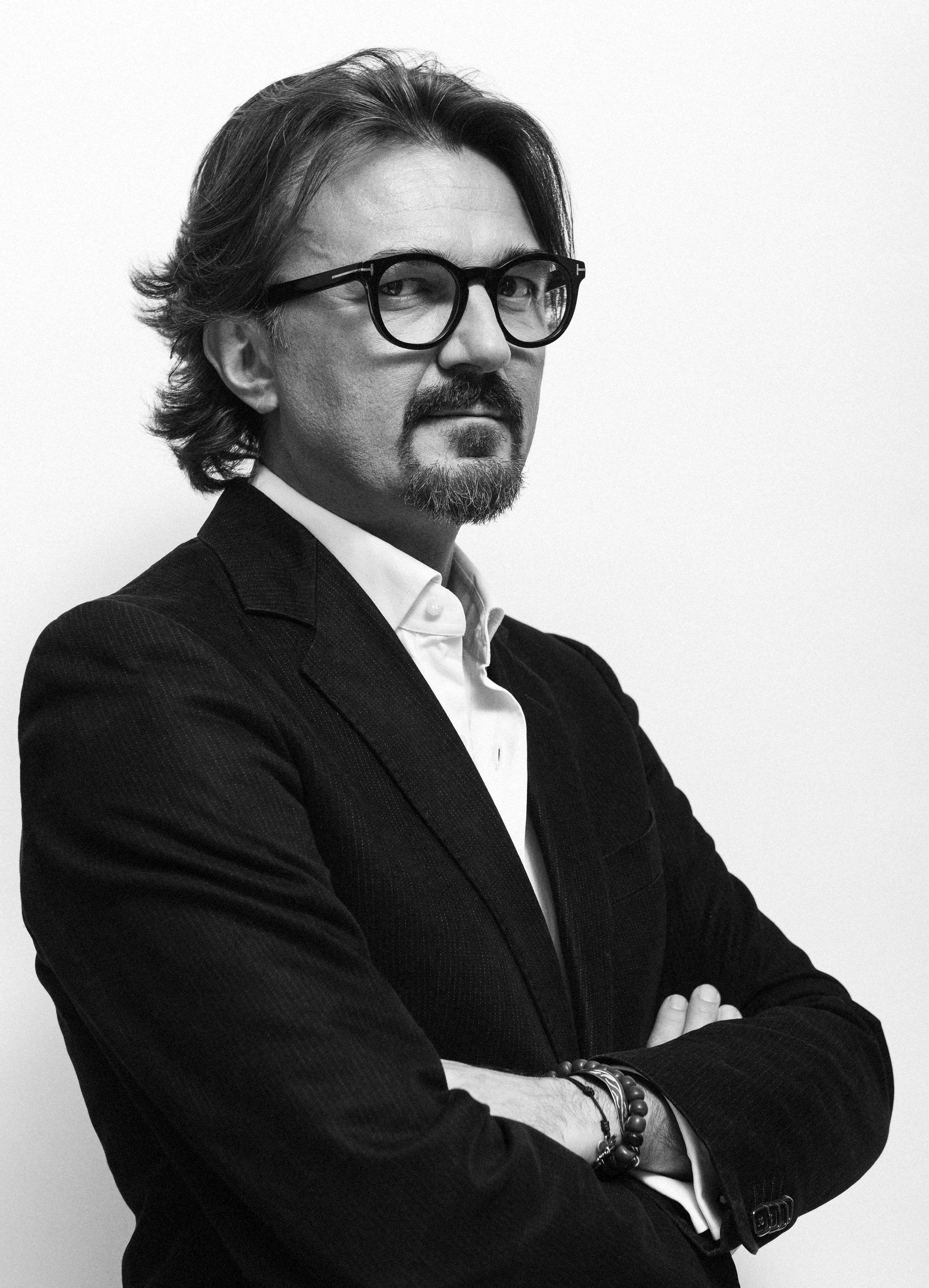 Ermanno CAROPPI, ARCHITECT, FOUNDER