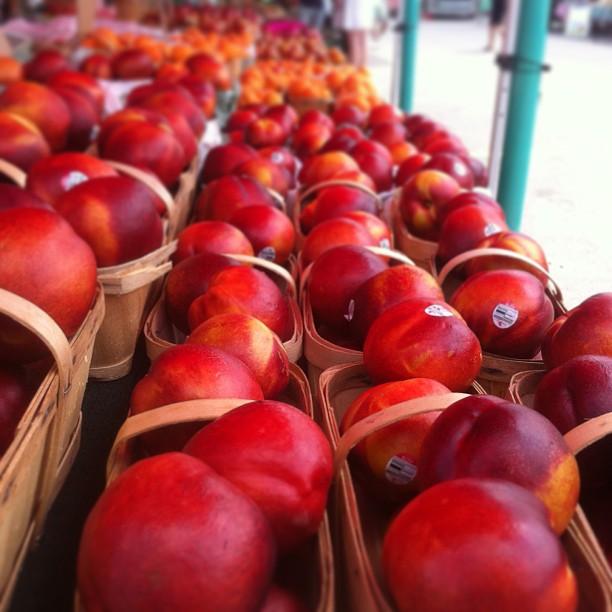 Fruit for days w/ @ssmartone