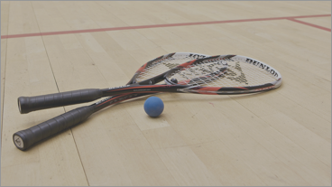 Squash - Book baner