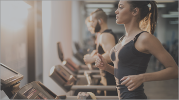 Fitness - Adgang til centre og holdtræninger