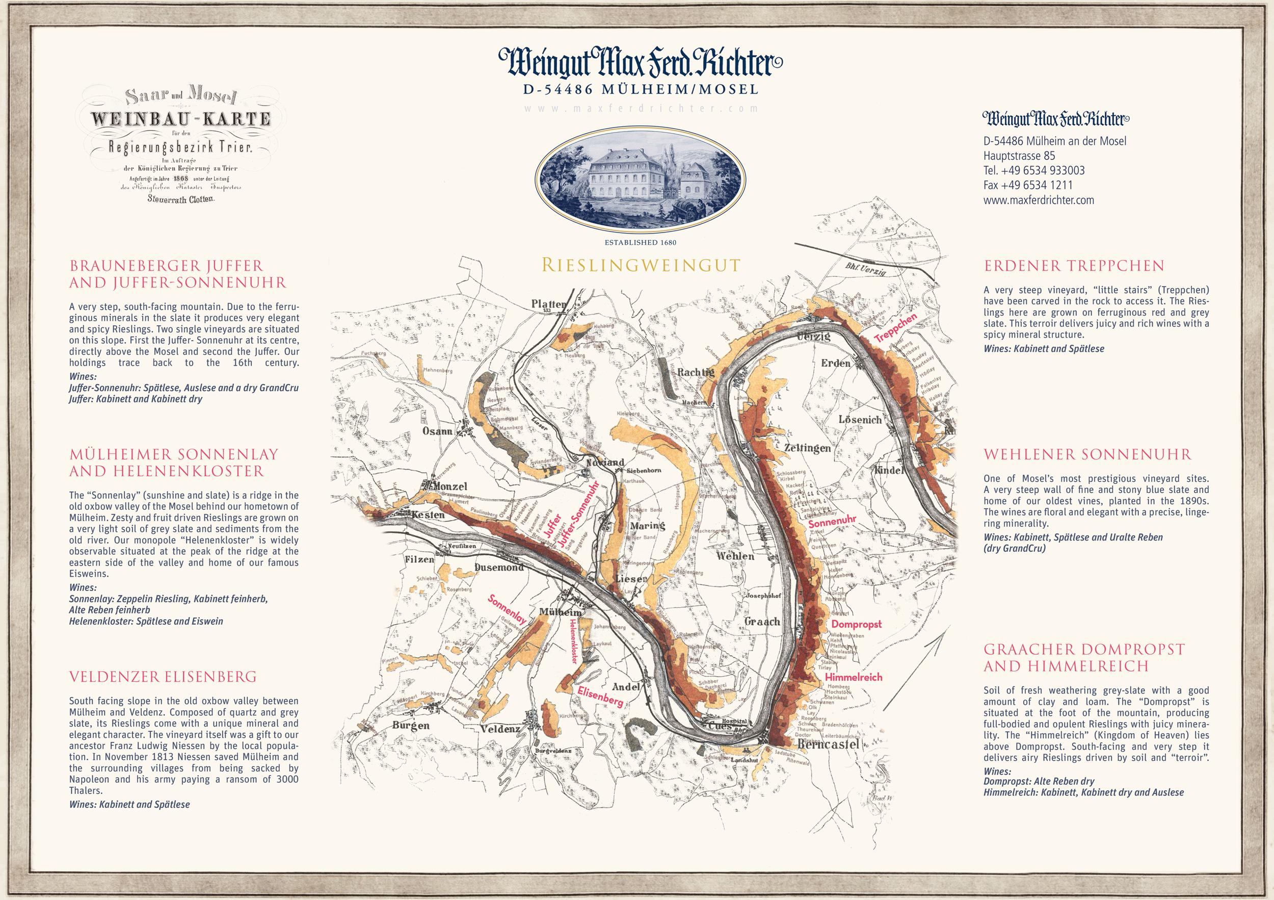 Downloadable Vineyard Map