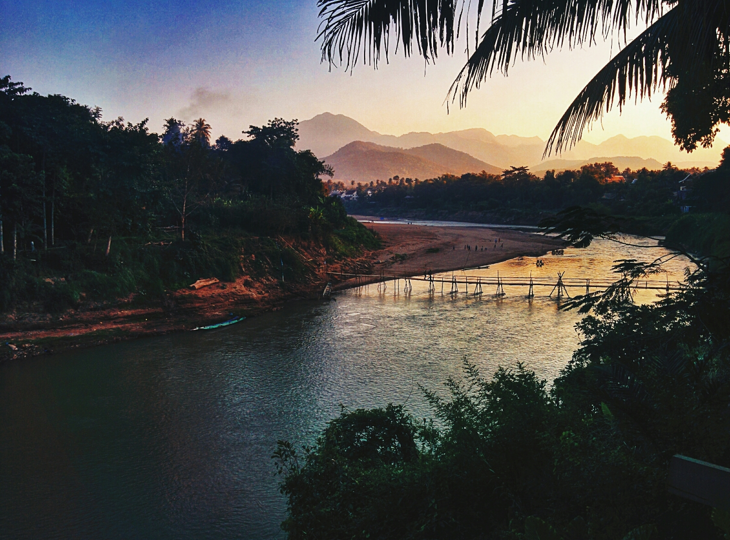 Our current nesting place is found in Luang Prabang, Laos.