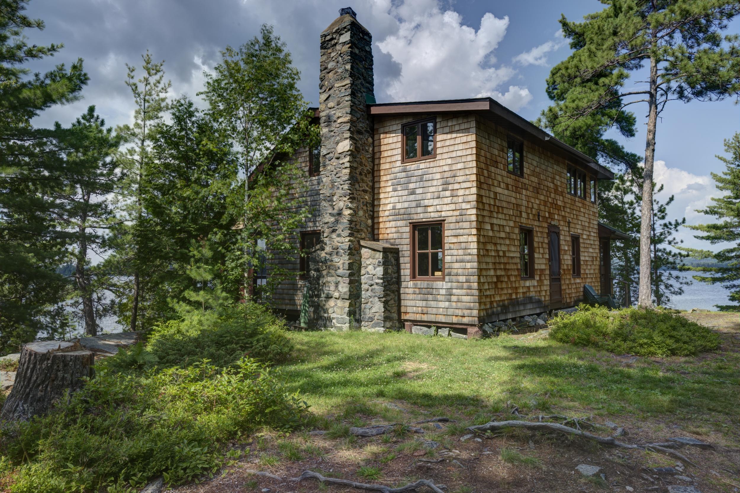 The Ojibway Lodge