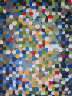 Pointarray, Series I, No. 3