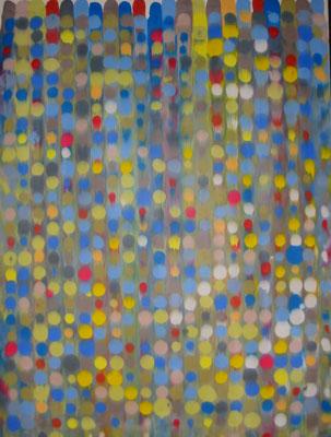 Point Array, Series I, No. 10