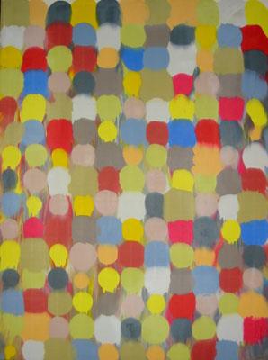 Point Array, Series I, No. 13