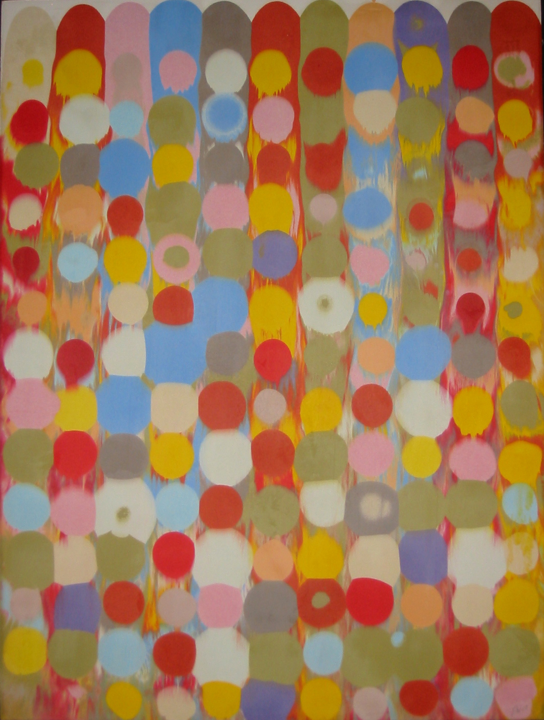 Point Array, Series I, No. 12