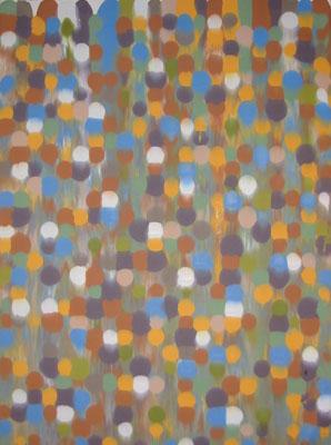 Point Array, Series I, No. 19