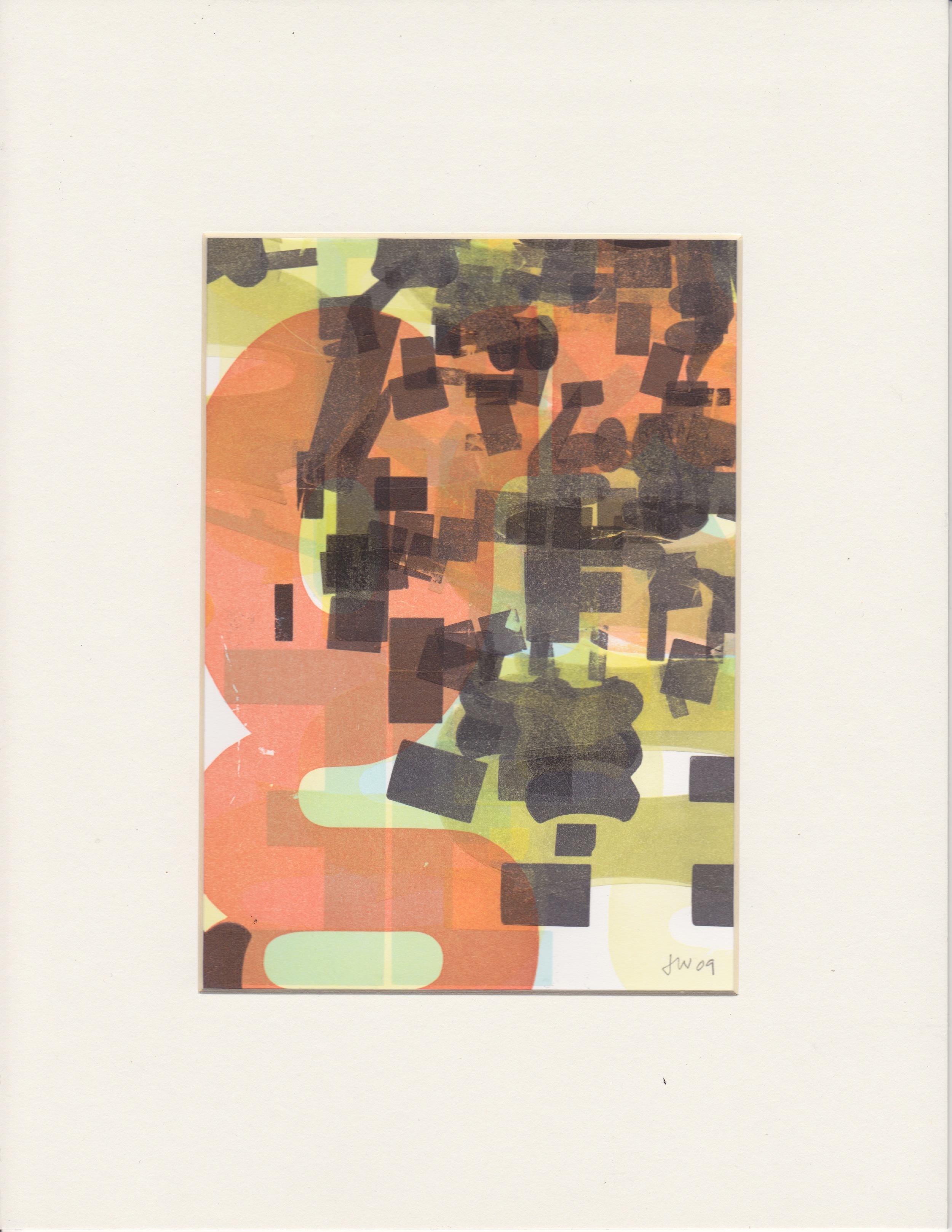 Woodtype Monotype 3