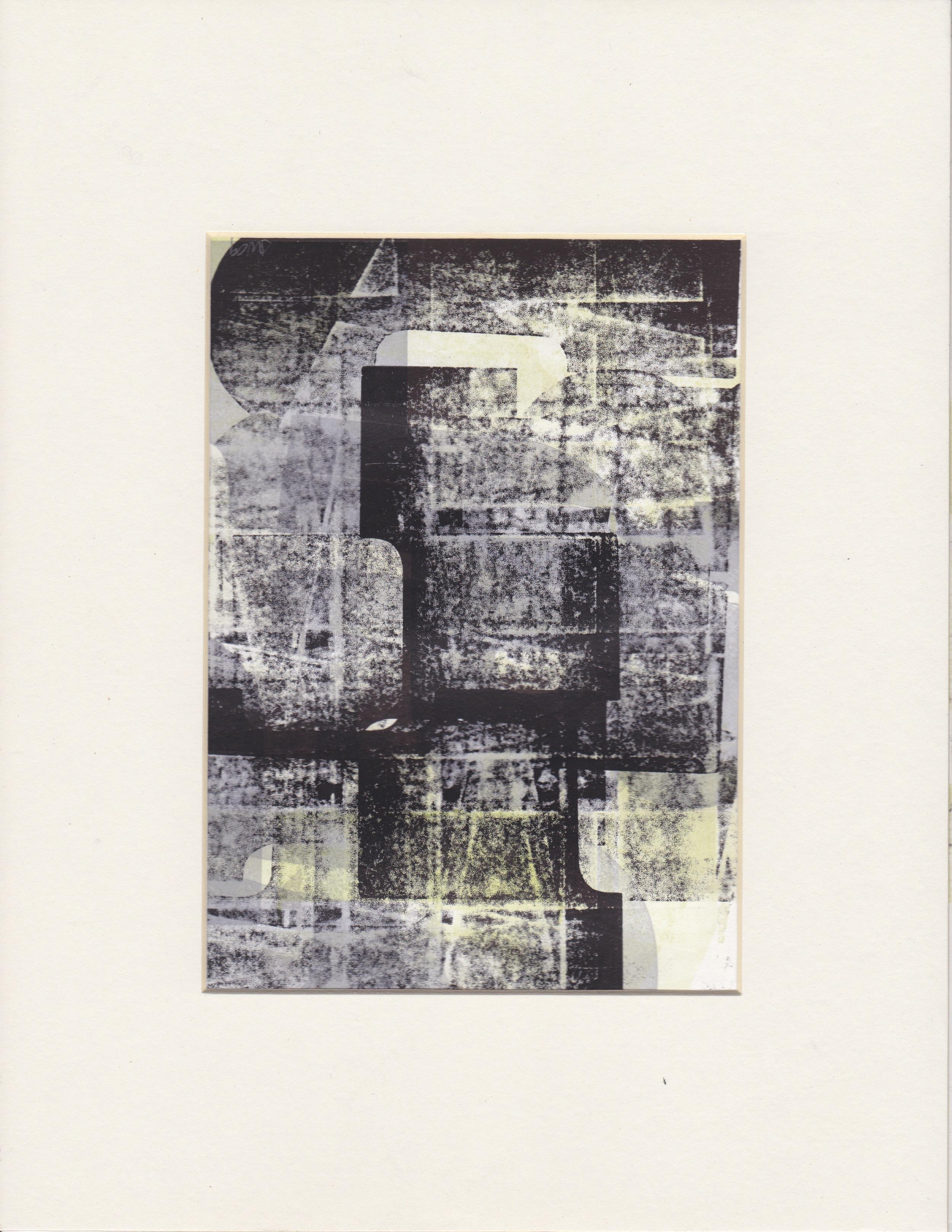 Woodtype Monotype 15