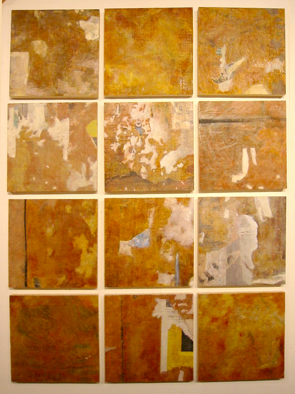 Rome Fragments, Gold