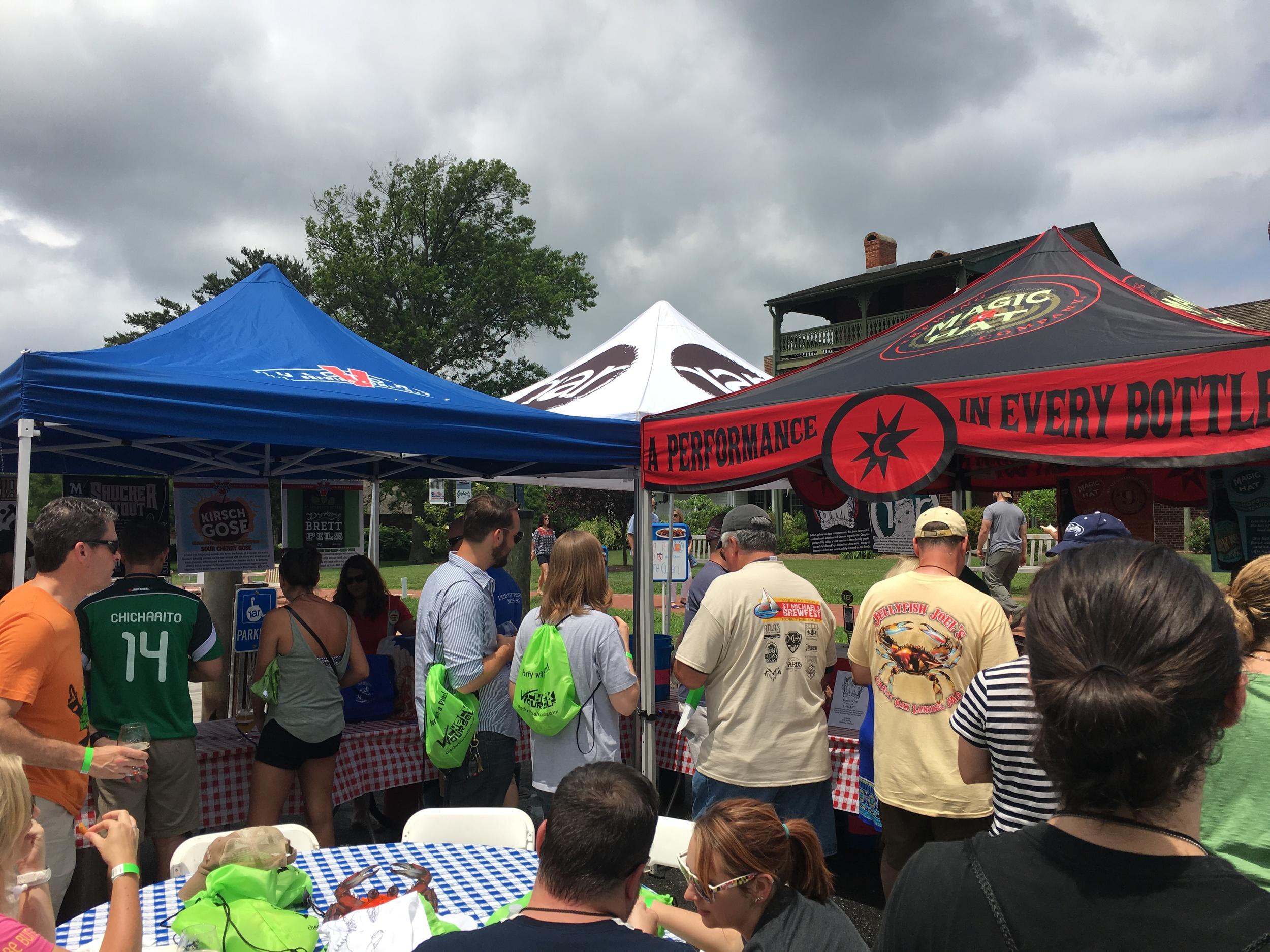 St. Michaels Brew Fest 6.4.16