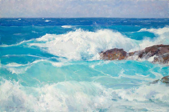 Aqua Music by Clyde Aspevig
