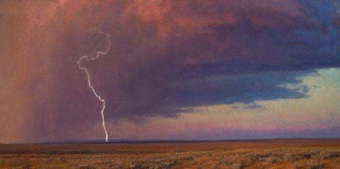 Thunderhead by Clyde Aspevig