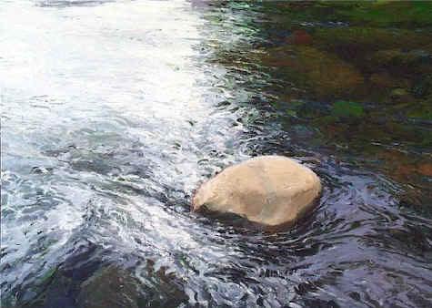 Rock Solid by Len Chmiel