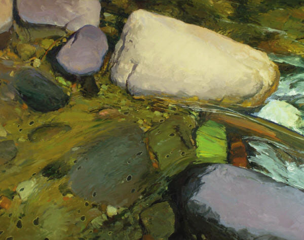 Limelight, North Piney Creek by Len Chmiel