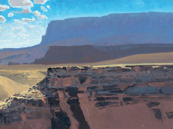 Layers, Vermillion Cliffs by Len Chmiel