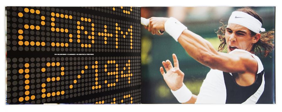 The World of ESPN / Global Programing Highlights / Rafael Nadal