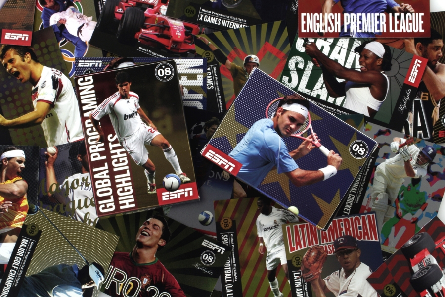 The World of ESPN / Global Programing Highlights / Promotion
