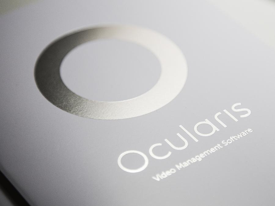 OnSSI Ocularis 4.0 / Promotion / App IconOnSSI Ocularis 5.0 / Branding / Brochure Cove