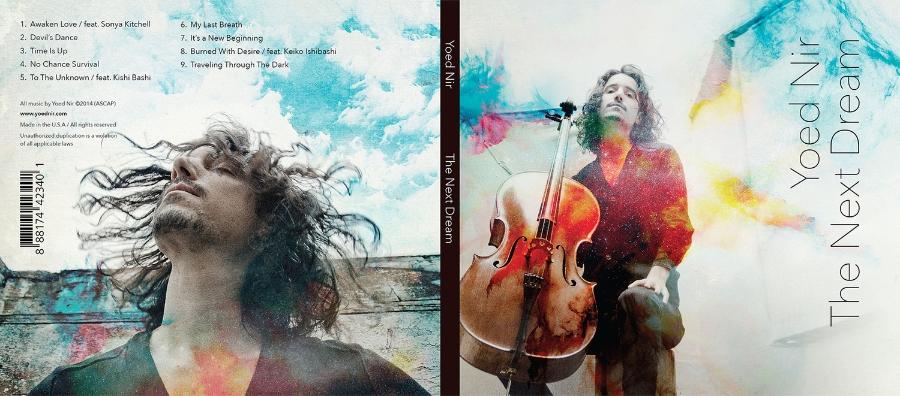 Yoed Nir / The Next Dream / Album Cover