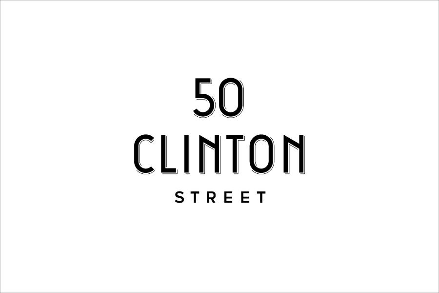 Douglas Elliman / 50 Clinton Street / Brand Identity Presentation