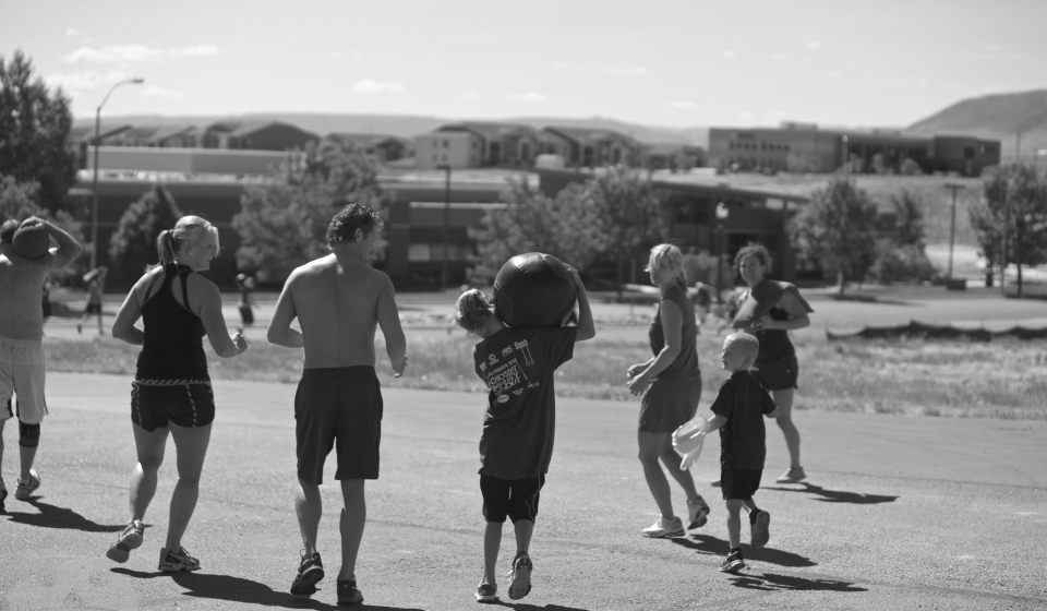 CrossFit307   STRENGTH, CONDITIONING, SPORTS PERFORMANCE