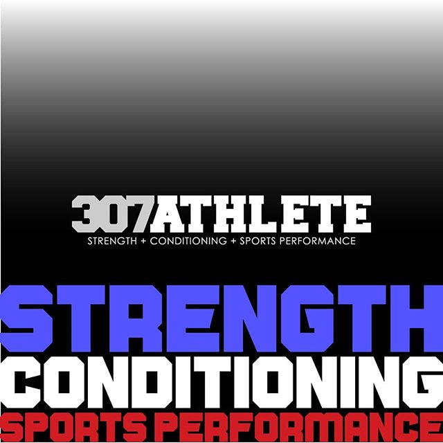 The next session of our youth fitness class, 307 ATHLETE, is coming up quick! Starts next Monday, July 22. Age groups 5-7, 8-11, 12-16. More details and sign up at 307athlete.com