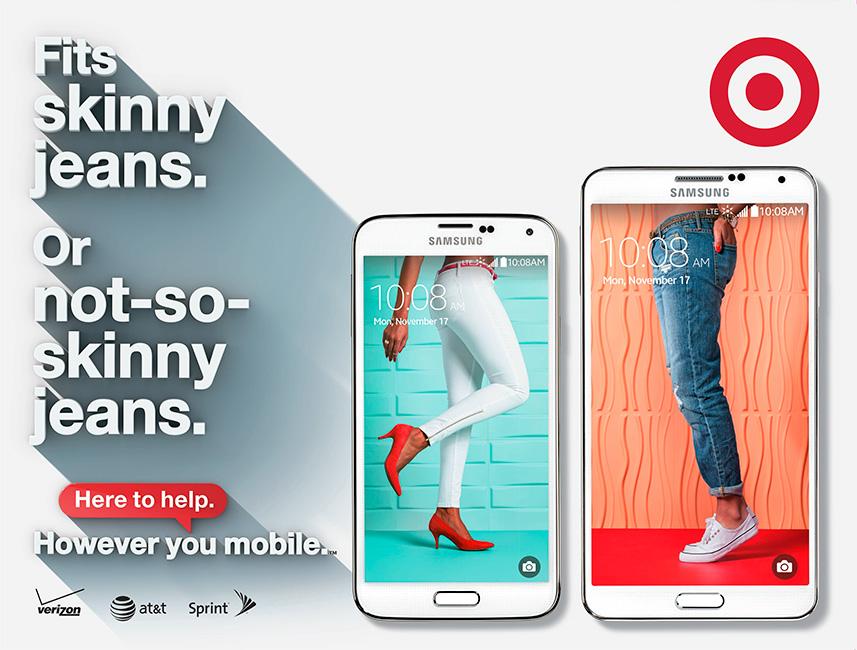 Target, Aaron Dyer, Alana Campos