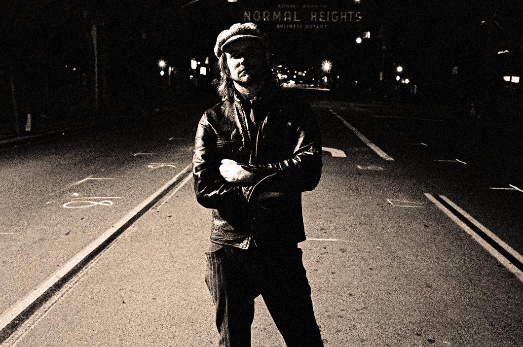 Promo shot for Wirepony 'Home On The Strange' album (2006). Photo Frank Lee Drennen