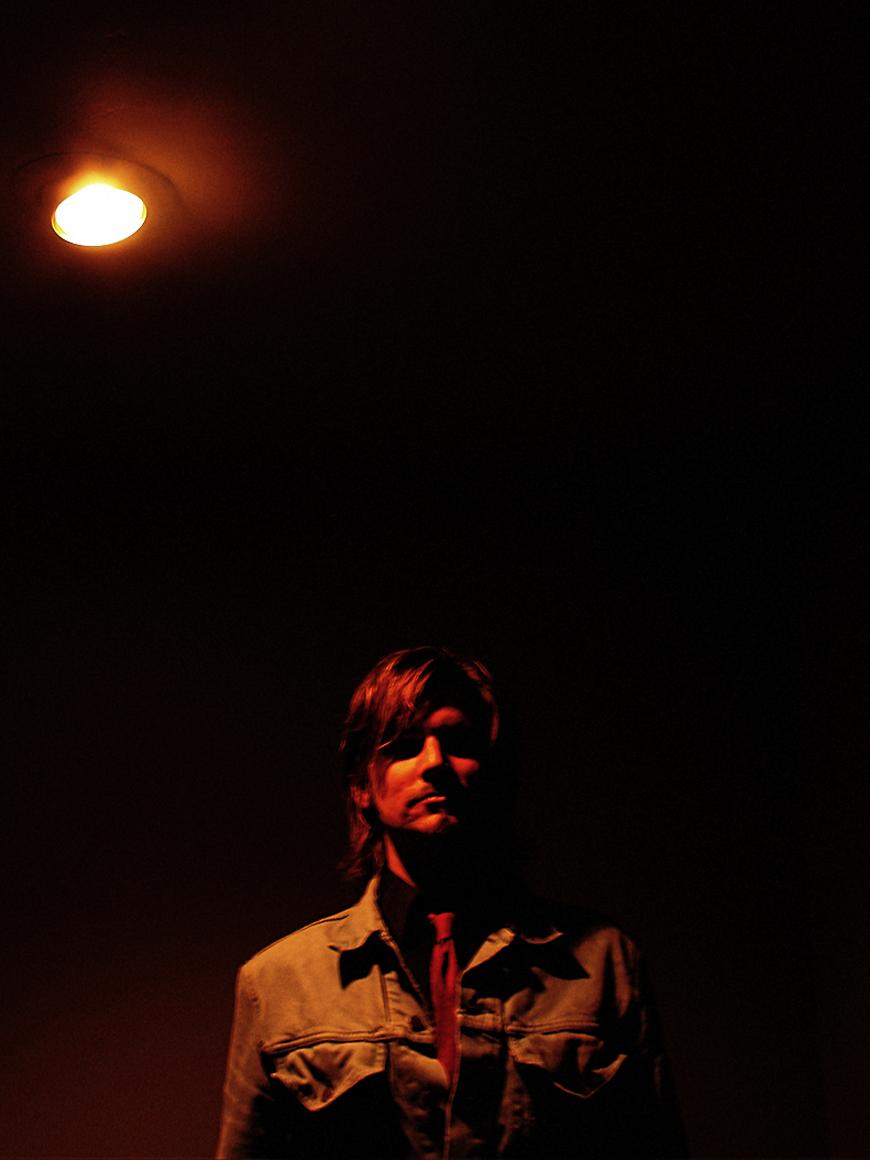 Pre-gig backstage sometime in 2006. Photo  Christina Falk