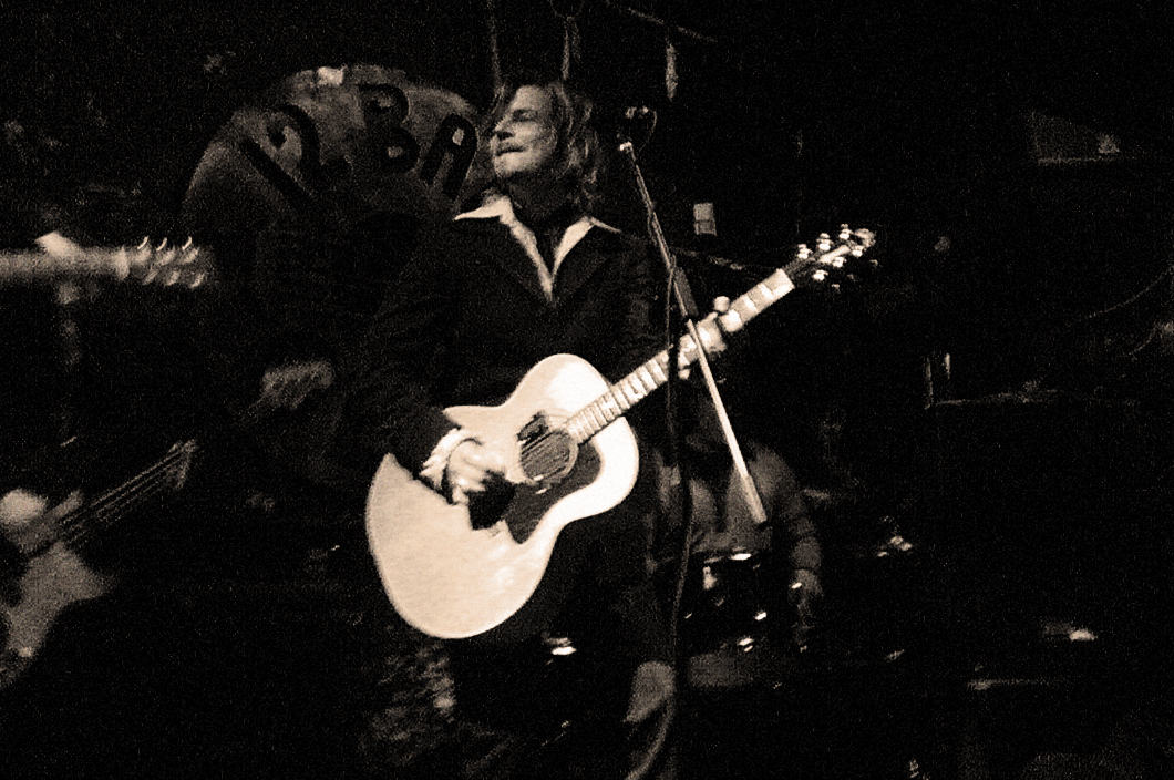 Truckee Brothers at the 12 Bar in London (2005). Our first ever full band London show. Photo Sarah Boyd