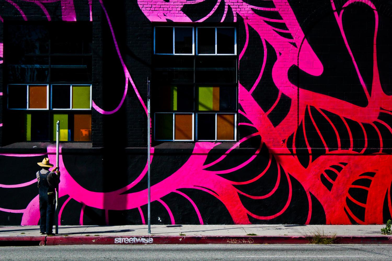 Art Share L.A. (Los Angeles, CA) Artist: INSA